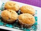 Рецепта Солени мъфини с риба тон и кисели краставички